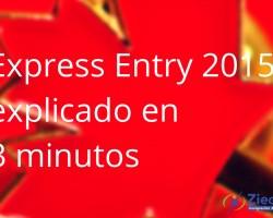 """Nuevo sistema """"Express Entry"""" para trabajar en Canadá en 2015"""