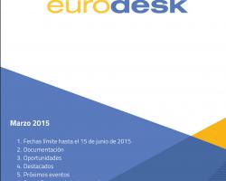 Boletín Eurodesk Marzo 2015
