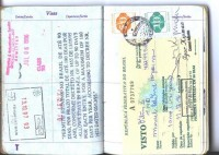 visados para brasil