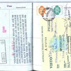 Tipos de Visados para Brasil