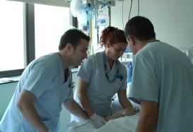 Oferta de trabajo en enfermería en Múnich