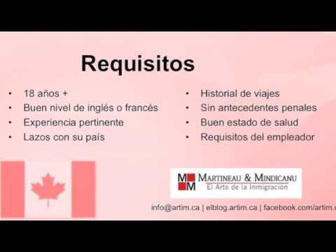 Trabajar en canad requisitos y ofertas de empleo for Trabajos en barcelona sin papeles
